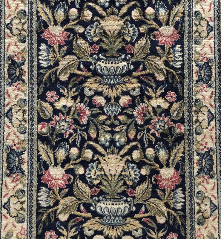 Restoration and Care of Oriental Rugs